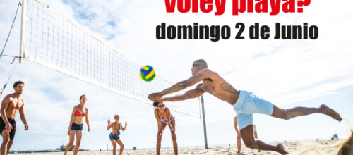 VOLEY PLAYA!