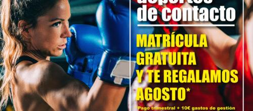 DEPORTES DE CONTACTO!